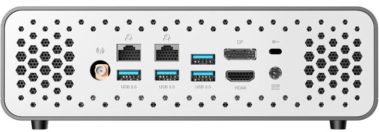 Computex 2018: бесшумный неттоп Zotac ZBox CI660 nano с чипом Intel Kaby Lake R