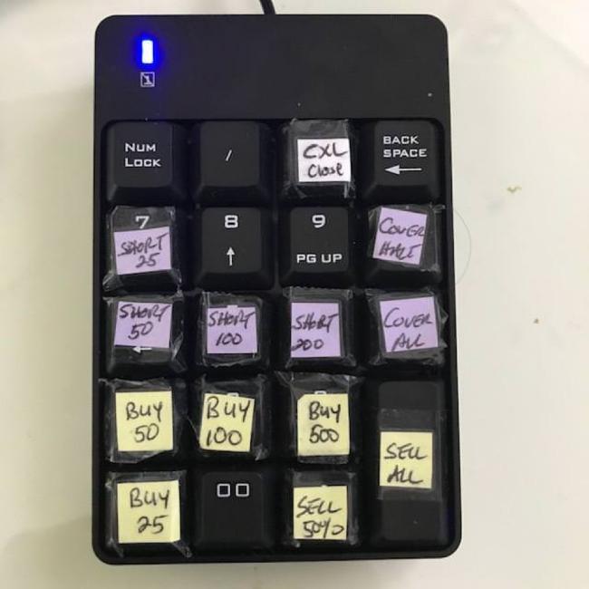 Handmade: Программируемая клавиатура для онлайн-трейдинга своими руками - 1