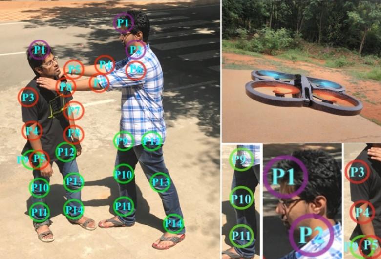 «Глаз в небе»: патрульный беспилотник с распознаванием насилия в скоплениях людей и общественных местах - 1