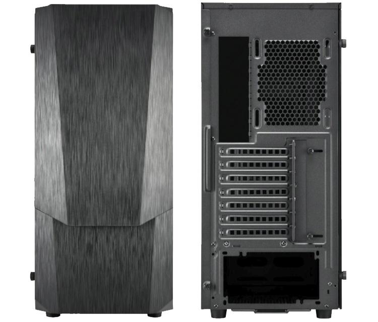 Computex 2018: ПК-корпус Apexgaming Hermes с «многоликой» фронтальной панелью