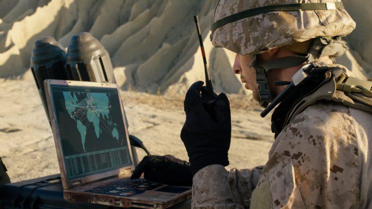 Thales и Microsoft создадут облако для военных