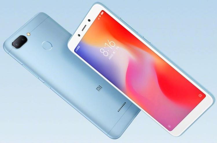 Дебют доступных смартфонов Xiaomi Redmi 6/6A: чип Helio и экран размером 5,45″