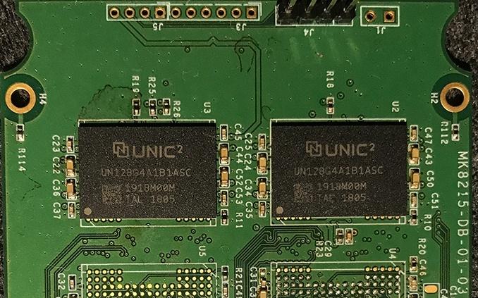 Maxio Technology продемонстрировала SSD на базе «китайской» 3D NAND