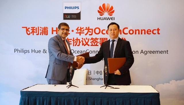 Платформа Huawei OceanConnect объединит умные машины, дома и города