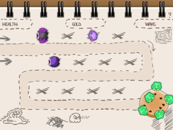 Создание игры Tower Defense в Unity — Часть 1 - 16