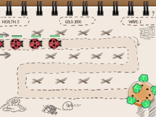 Создание игры Tower Defense в Unity — Часть 1 - 2