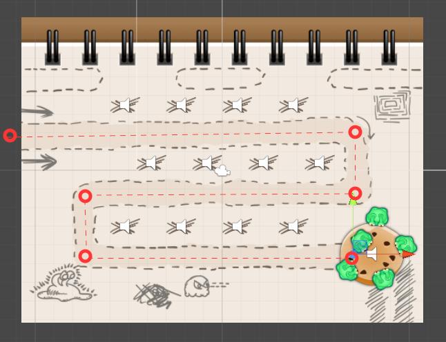 Создание игры Tower Defense в Unity — Часть 1 - 23