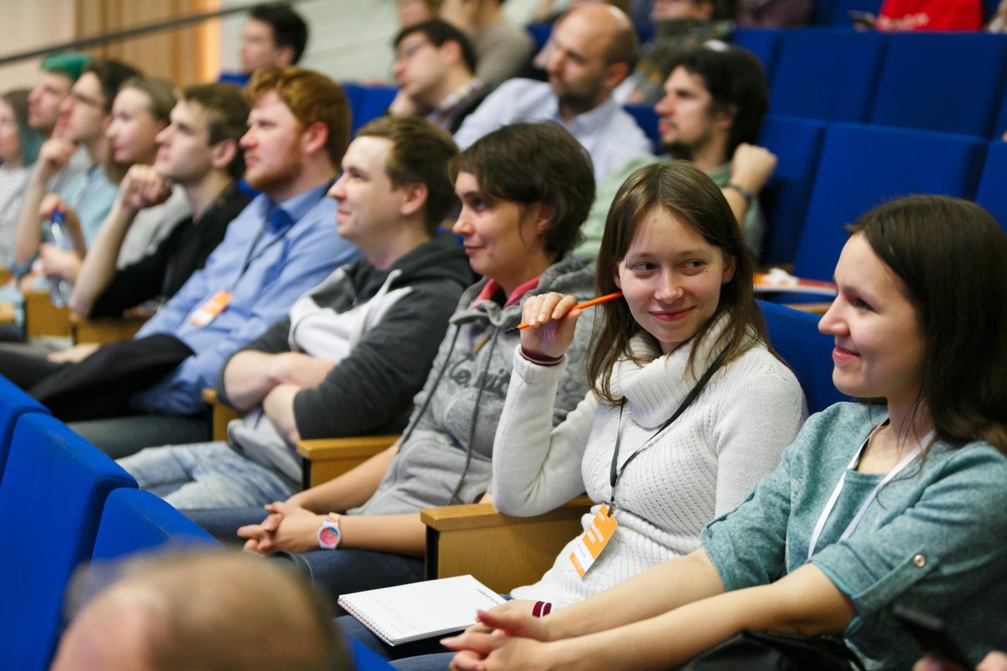 Технические конференции для самих себя: наш опыт, ошибки и достижения - 1