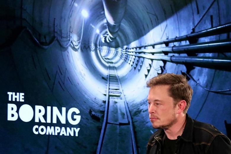 Boring Company будет строить скоростную подземку в Чикаго
