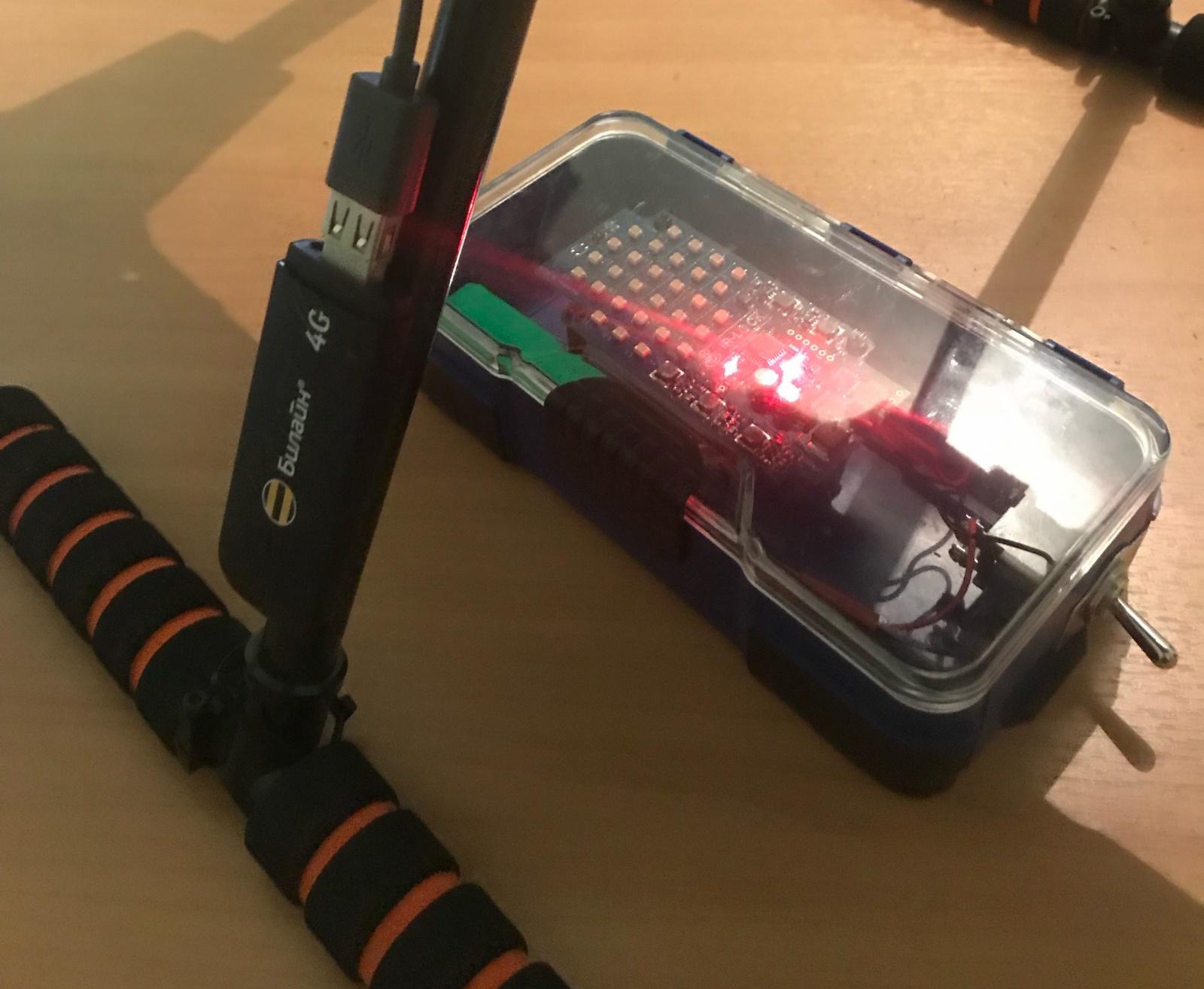 DIY автономный дрон с управлением через интернет - 19