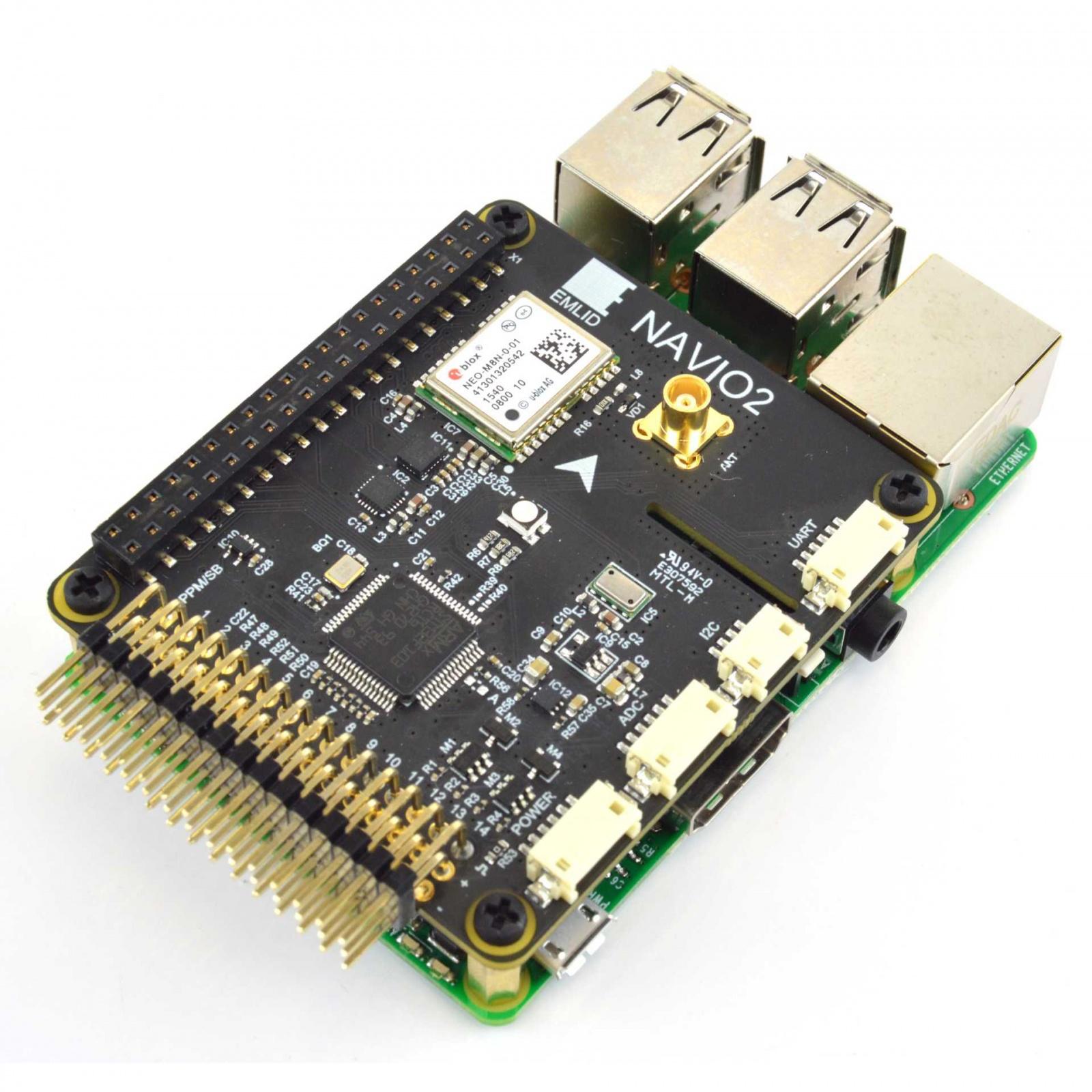 DIY автономный дрон с управлением через интернет - 4
