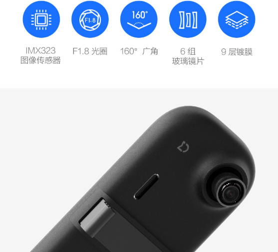 Новое умное зеркало заднего вида Xiaomi стоит втрое меньше предыдущего