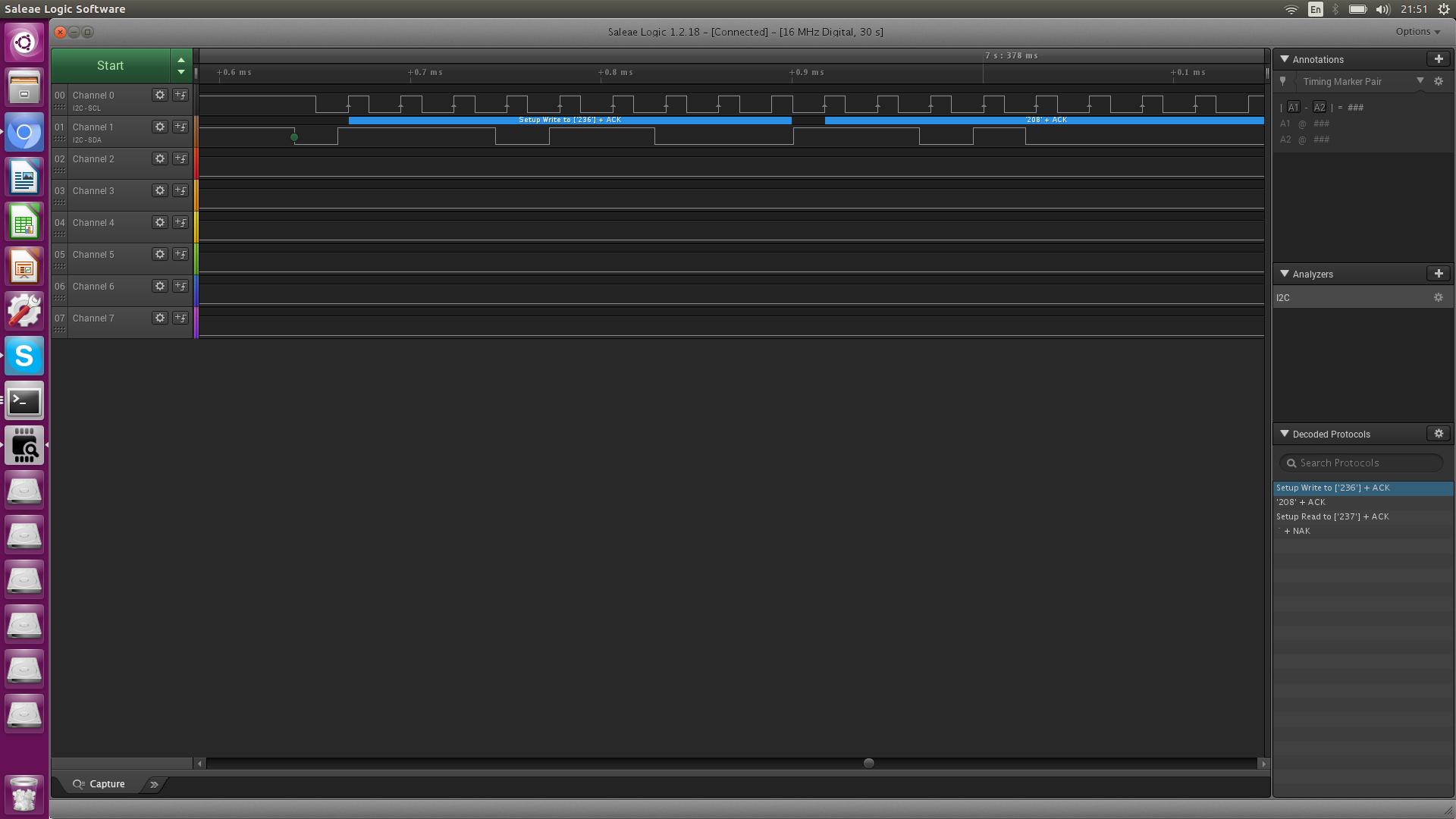 Пишем модуль ядра Linux: I2C - 1