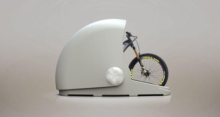 Водонепроницаемая капсула для хранения велосипеда