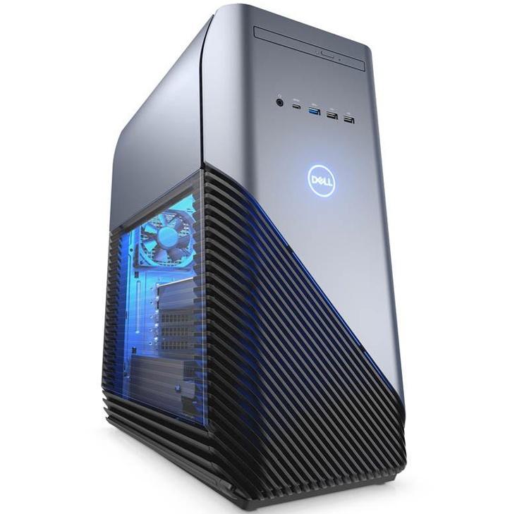 Dell оснастила новый игровой ПК Inspiron чипом AMD Ryzen второго поколения