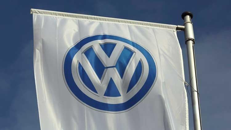 Volkswagen оштрафовали в Германии на 1 млрд евро