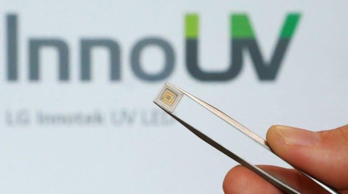 Бренд LG InnoUV займется выпуском ультрафиолетовых светодиодов
