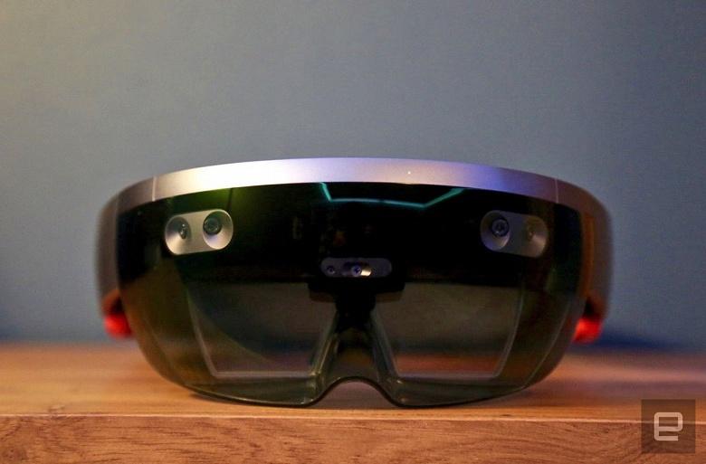 Гарнитура Microsoft HoloLens 2 будет основана на SoC Snapdragon XR1