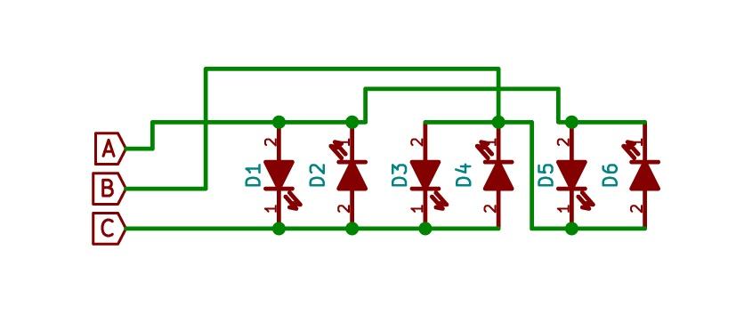 Макияж для кибер золушки. Arduino проект выходного дня. Светодиодные ресницы - 2