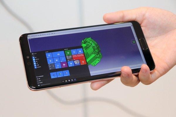 Настоящая замена ПК? Облачный сервис Huawei Cloud PC позволяет запускать на смартфоне Windows 10