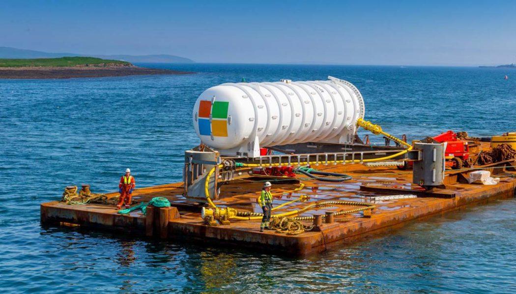 Продолжая покорять дно морское. Microsoft и его проект подводного ЦОД Natick 2 - 3