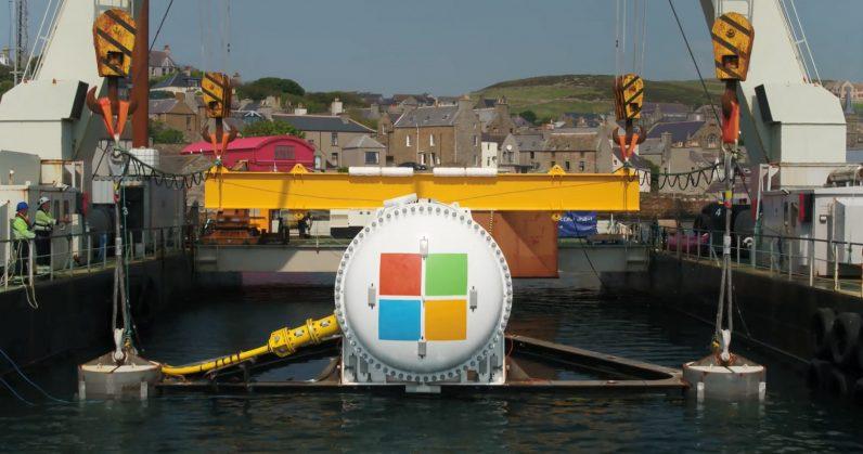 Продолжая покорять дно морское. Microsoft и его проект подводного ЦОД Natick 2 - 5