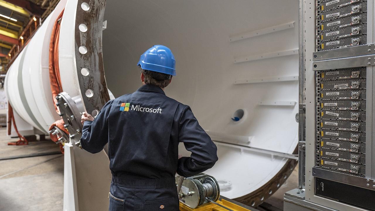 Продолжая покорять дно морское. Microsoft и его проект подводного ЦОД Natick 2 - 7