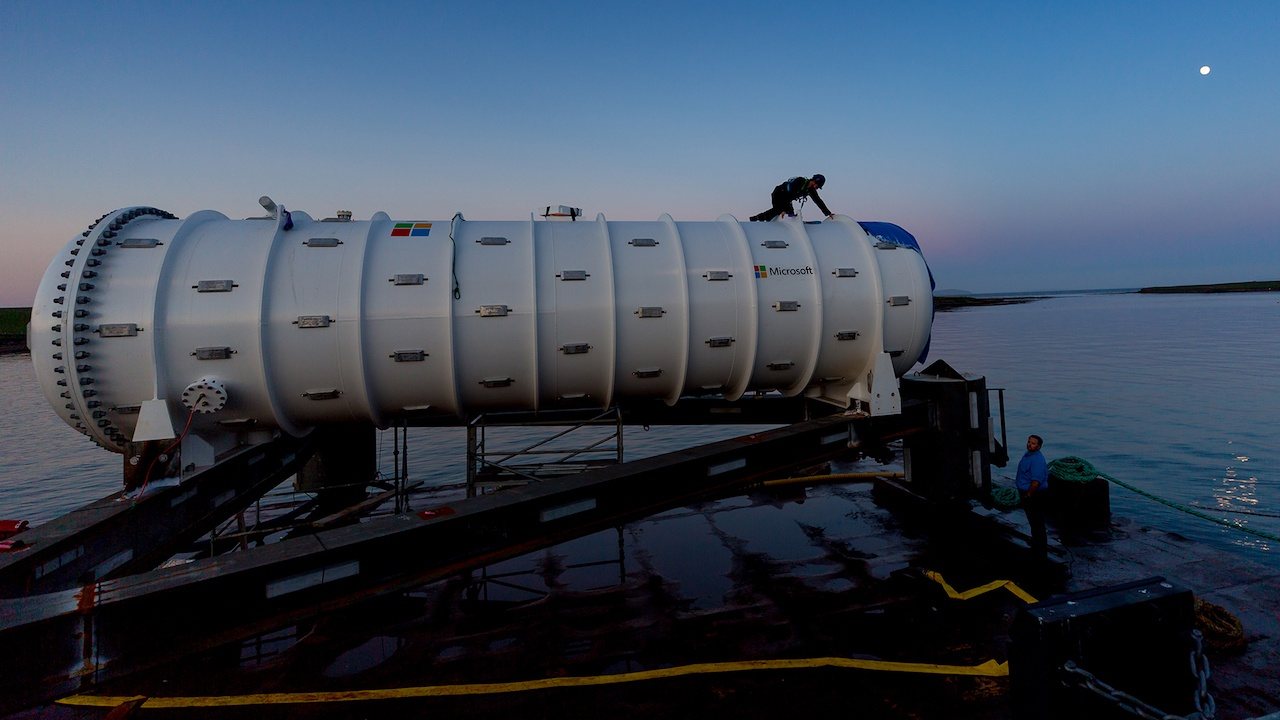 Продолжая покорять дно морское. Microsoft и его проект подводного ЦОД Natick 2 - 9