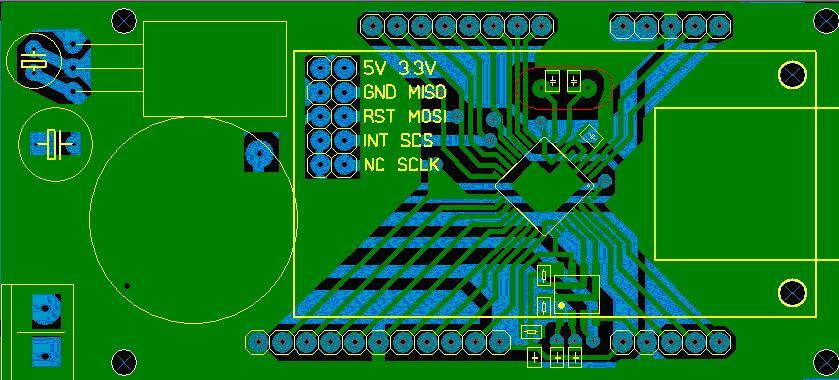Разработка TELNET-сервера на базе W5500 и ATMEGA8 - 11