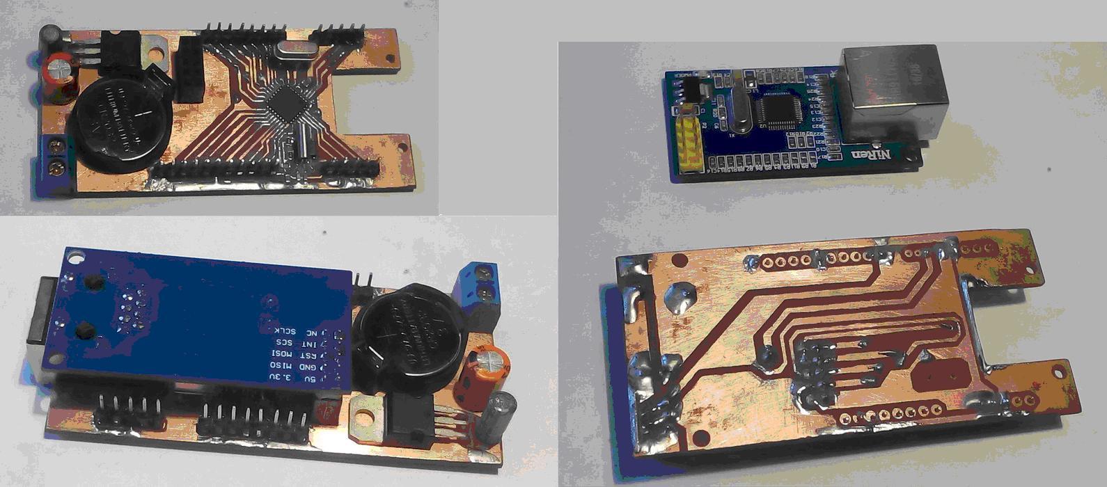 Разработка TELNET-сервера на базе W5500 и ATMEGA8 - 12