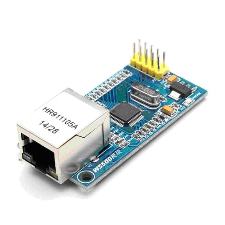 Разработка TELNET-сервера на базе W5500 и ATMEGA8 - 2