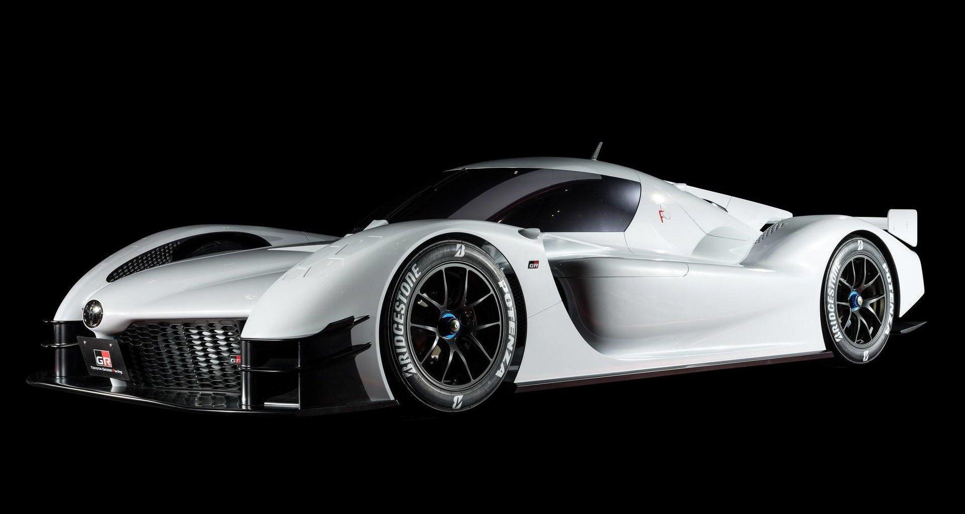 Toyota запустит в производство 986-сильный гиперкар