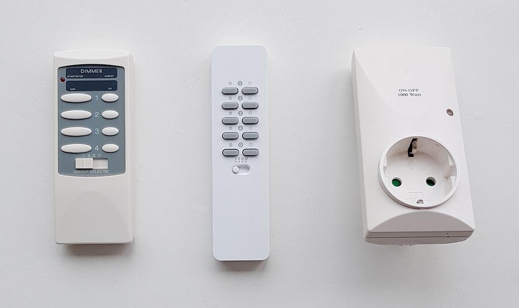 Используем беспроводной выключатель на 433МГц для управления ПК - 1