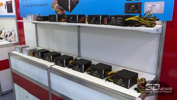 Репортаж со стендов FSP и QDION на выставке Computex 2018