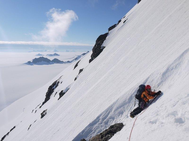 Как быстро тает Антарктида?