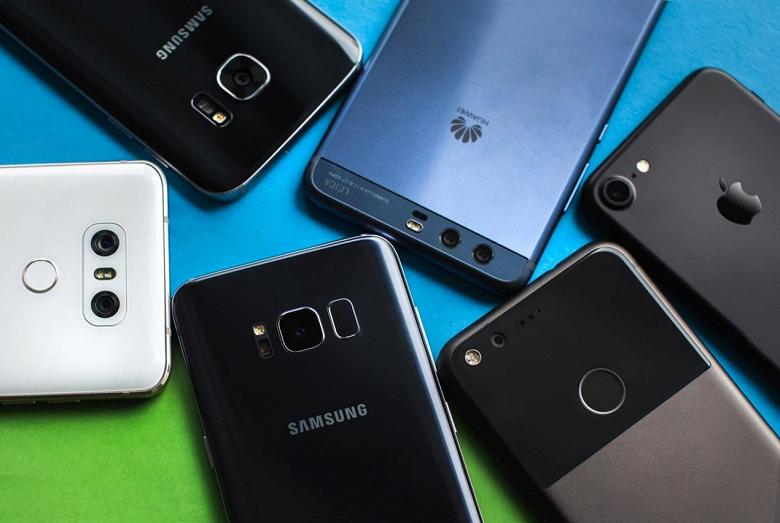 Рынок смартфонов начнет заметно увеличиваться уже с этого года
