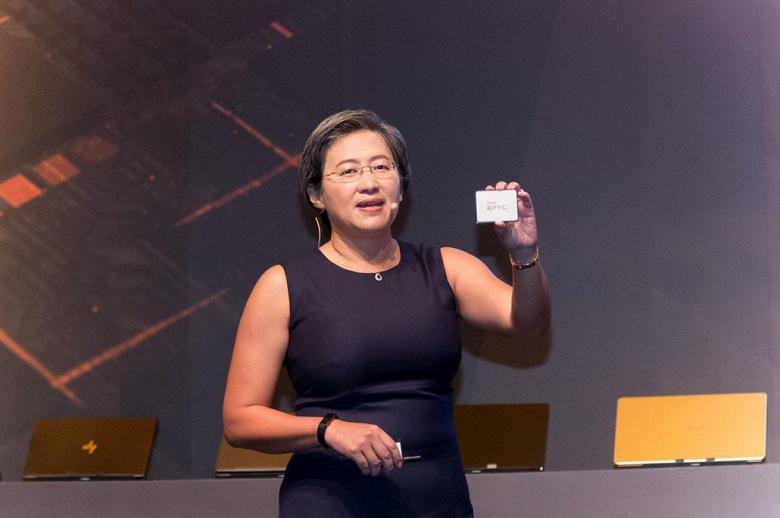 Серверные семинанометровые процессоры AMD Epyc появятся на рынке уже в первой половине следующего года