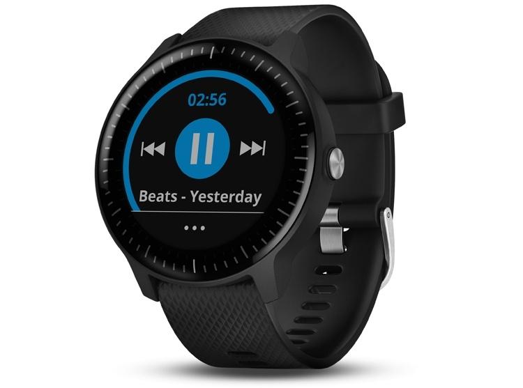 Смарт-часы Garmin Vivoactive 3 Music поддерживают платёжный сервис Garmin Pay