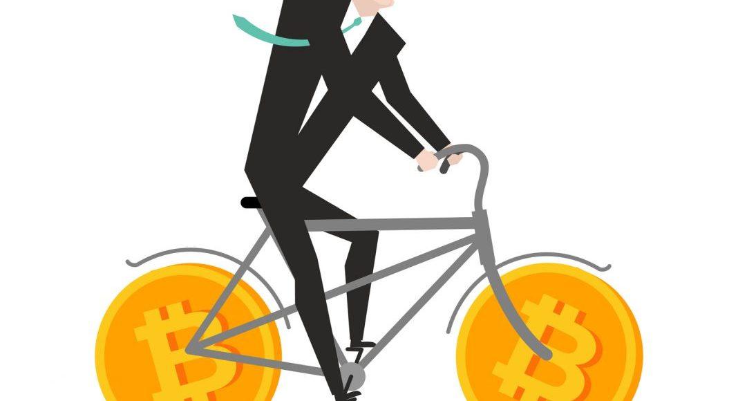 Спорт делает людей богаче: покрутил педали — намайнил токенов - 1