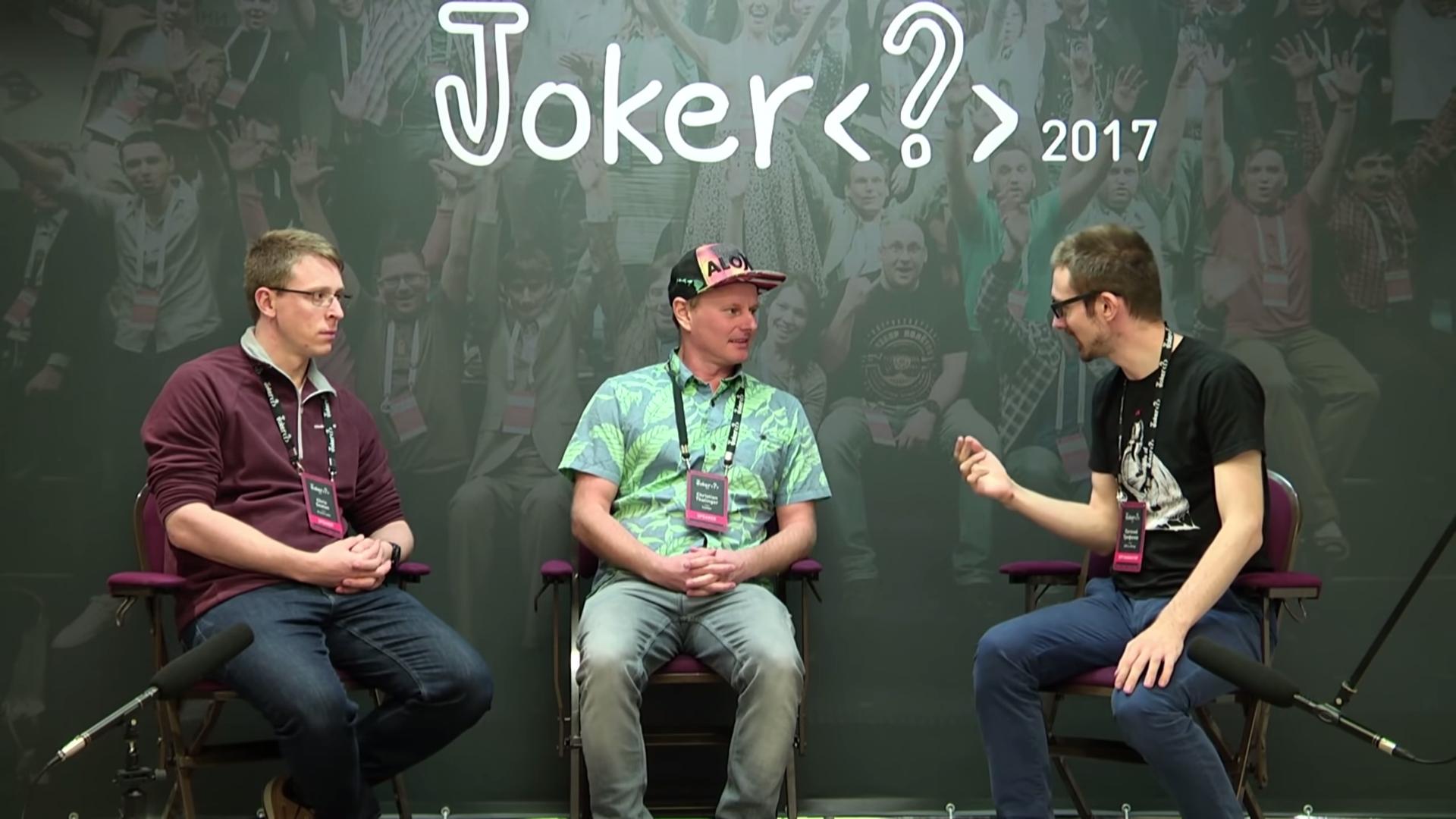 Joker 2018: Клуб неанонимных Java-разработчиков - 26