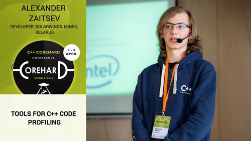 Доклады с Минской С++ конференции CoreHard Spring 2018 - 10
