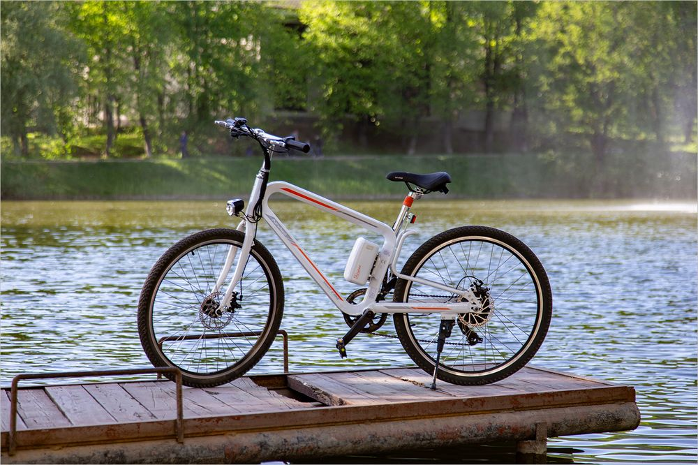 Е-байк Airwheel R8: недомопед или перевелосипед - 1