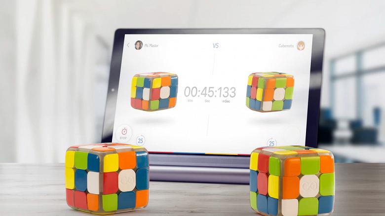 Кубик Рубика оснастили модулем Bluetooth 5.0: новая жизнь популярной головоломки