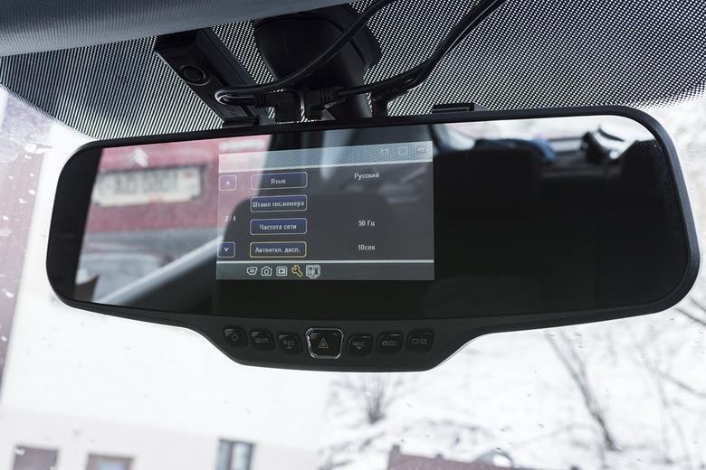Видеорегистратор-ниндзя: обзор Neoline G-Tech X27 Dual - 13