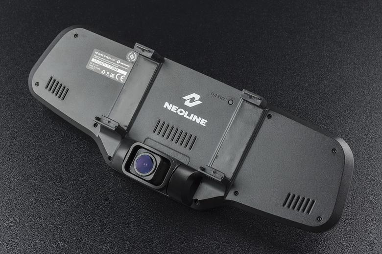 Видеорегистратор-ниндзя: обзор Neoline G-Tech X27 Dual - 16