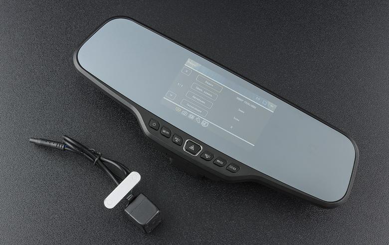 Видеорегистратор-ниндзя: обзор Neoline G-Tech X27 Dual - 4