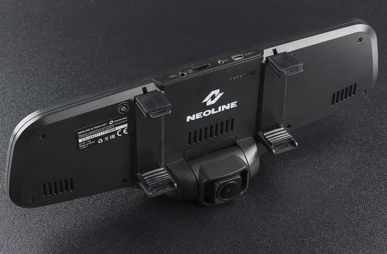 Видеорегистратор-ниндзя: обзор Neoline G-Tech X27 Dual - 5