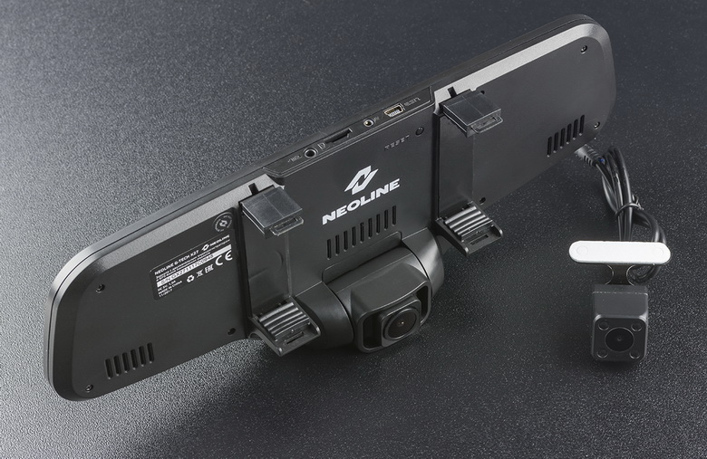 Видеорегистратор-ниндзя: обзор Neoline G-Tech X27 Dual - 1