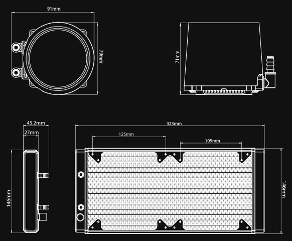 Deepcool Castle — семейство СЖО с пиксельной подсветкой