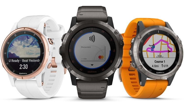 Garmin Fenix 5X Plus: смарт-часы с пульсоксиметром для спортсменов
